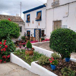 Rincón Palomas, calle Palomas, Carcabuey