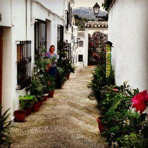 Rincón típico calle Horno, Zuheros