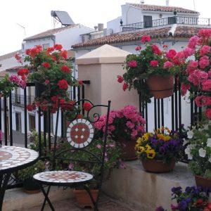 Balcón calle La Fuente, Luque