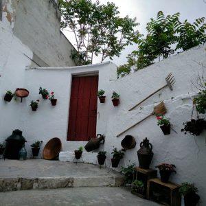 Patio calle Carrera, Luque