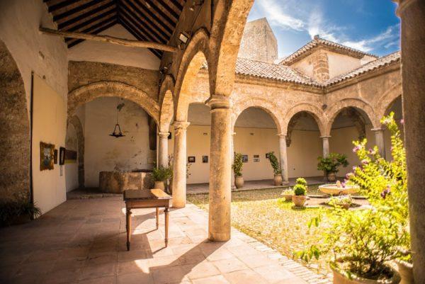 Patio Carnicería Reales, Priego de Córdoba