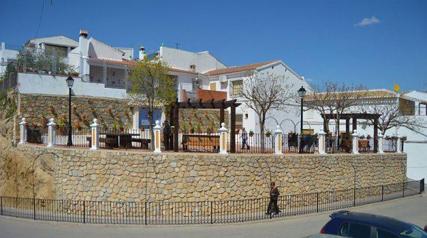 Rincón corral de la Pacheca, Iznájar