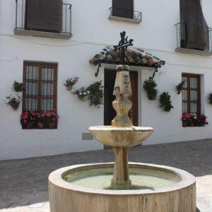 Rincón Plaza Cuatro Caños, Almedinilla