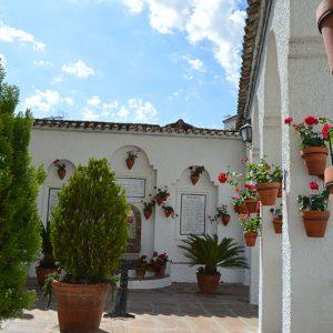 Rincón Arcos de El Coso, Iznájar