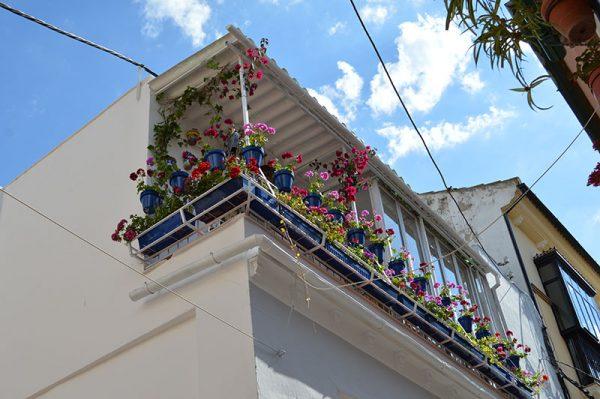 Balcon calle Antigua, Iznájar