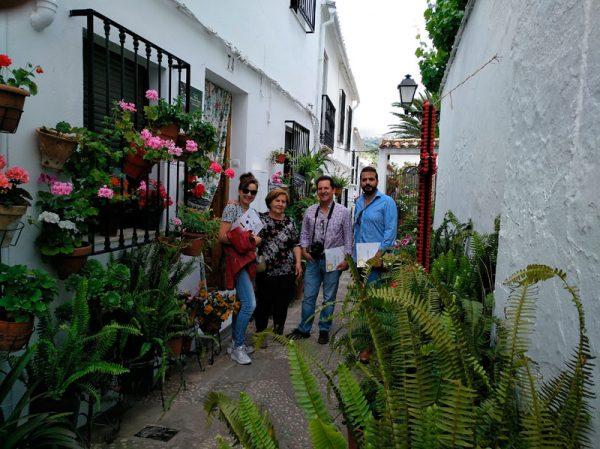 Rincón calle Horno, Zuheros
