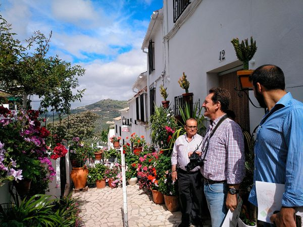Rincón calle Horno 42, Zuheros