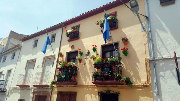 Balcón Manuel Ángel Gámez Rute